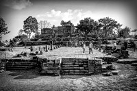 World Heritage Site Khmer Site